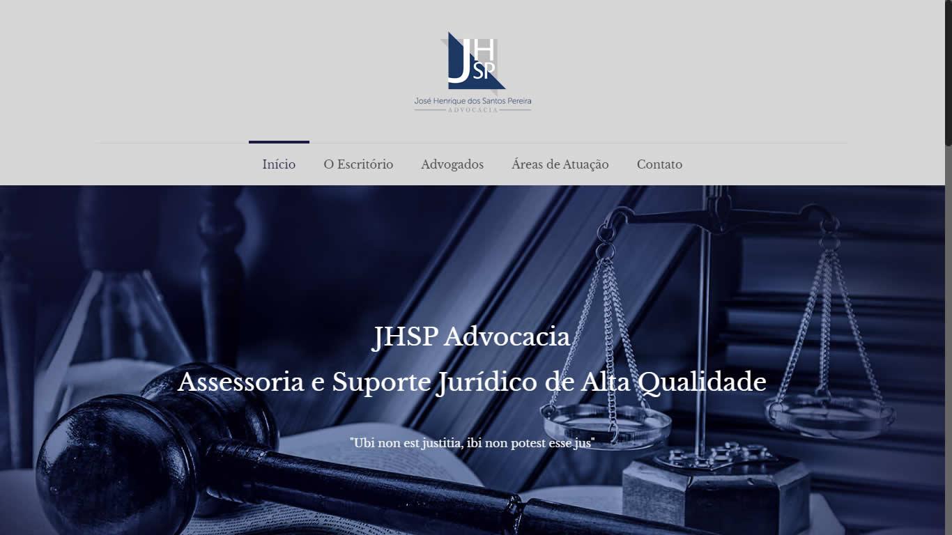 Construlinks Agência Digital - Clientes - JHSP Advocacia